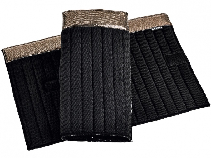 Bandagen-Unterlagen KLETT GLITTER