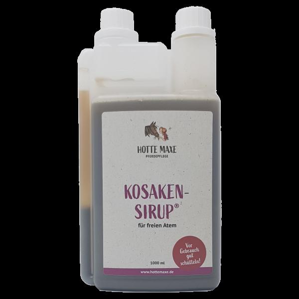 Hotte Maxe Kosaken Sirup® in Dosierflasche