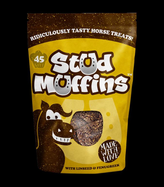 Stud Muffins 45 Stk.