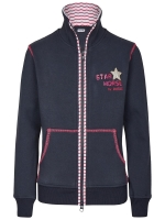 Sweat-Shirt Jacke STAR HORSE
