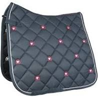 HKM Little Sister Saddle Cloth Piccola