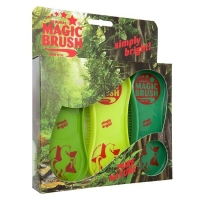 MagicBrush Pferdebürste Pure Nature