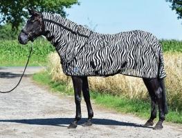 Busse Reitsport  Paddock-Fliegendecke Zebra