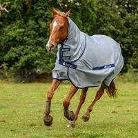 Bucas Buzz-off Full Neck Big Neck (für Pferde mit breiten Schultern oder Hals)